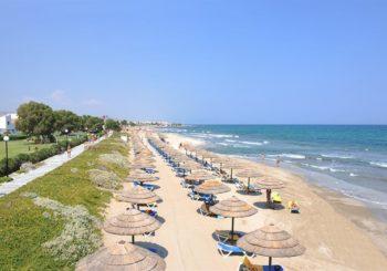 Онлайн веб камера пляж Аналипсис, остров Крит