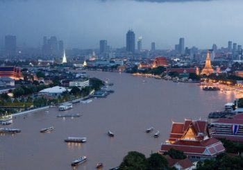 Онлайн веб камера Бангкок, Тайланд