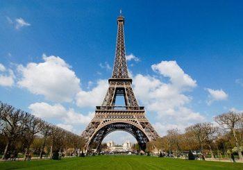 Онлайн веб камера Эйфелева башня, Париж, Франция