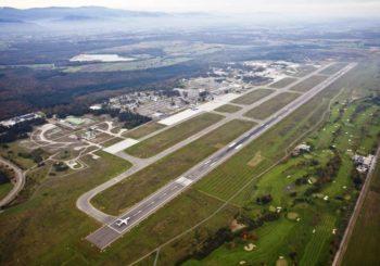 Онлайн веб камера аэропорт Баден-Баден, Германия