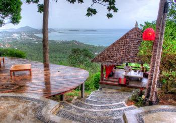 Онлайн веб камера отель Jungle Club, Самуи, Тайланд