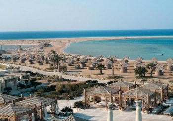 Онлайн веб камера пляж Сома Бей, Египет