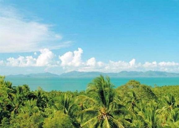 Самуи Сивмский залив Таиланд