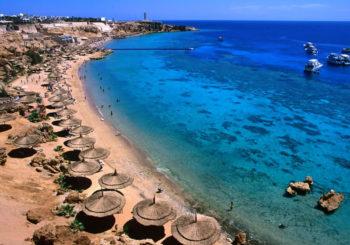 Онлайн веб камера Египет Шарм-эль-Шейх Коралловый залив