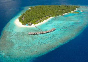 Онлайн веб камера Мальдивы остров Филитейо