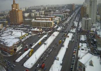 Онлайн веб камера Москвы