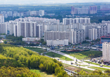Онлайн веб камера Москвы Бутово
