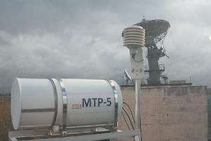 Онлайн веб камера Москвы Метеостанция МТР 5