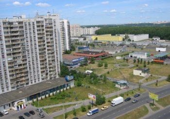Онлайн веб камера Москвы Пятницкое шоссе