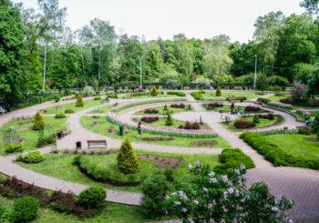 Онлайн веб камера Москвы Сокольники парк