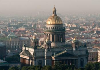 Онлайн веб камера Санкт-Петербурга Исаакиевский собор