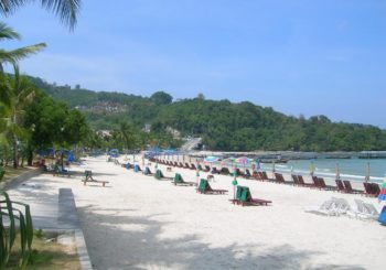 Онлайн веб камера Тайланда Пхукет пляж Патонг