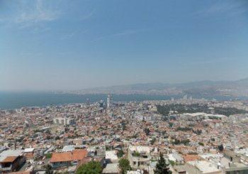 Онлайн веб камера Турция панорама Измира