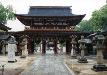 Онлайн веб камера город Дадзайфу, Япония
