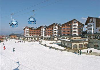 Онлайн веб камера Болгария курорт Боровец Маркуджик