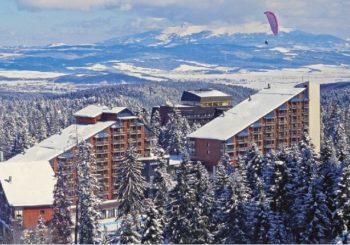 Онлайн веб камера Болгария горнолыжный курорт Боровец отель Ела