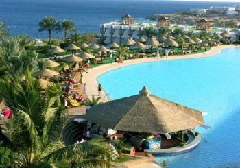 Онлайн веб камера Египет панорама Эль-Гуны