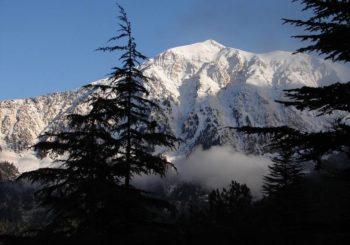 Онлайн веб камера Турция Кемер гора Олимпос