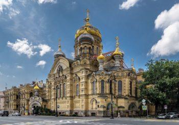 Онлайн веб камера в храме в честь Успения Пресвятой Богородицы Санкт-Петербург