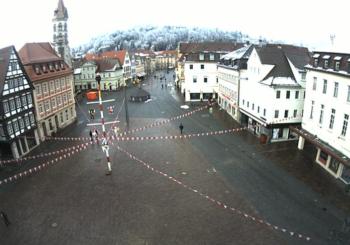Онлайн веб камера Германия Швебиш-Гмюнд городская площадь