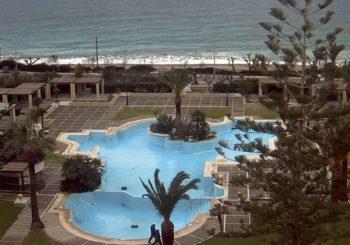 Веб камера Греция Родос отель Sheraton Rhodes