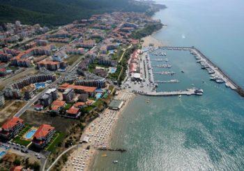 Онлайн веб камеры Святой Влас в Болгарии