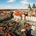Онлайн веб камеры Праги в Чехии