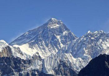 Онлайн веб камеры панорамный вид на Эверест в Непале