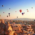 Онлайн веб камера Каппадокия в Турции