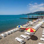Онлайн веб камеры пляжи в Сочи