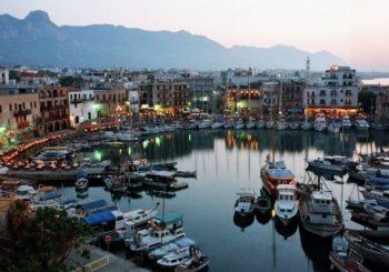 Онлайн веб камера курорта Ларнака на Кипре