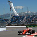 """Онлайн веб камеры """"Формула 1"""", Гран-при России в Сочи"""
